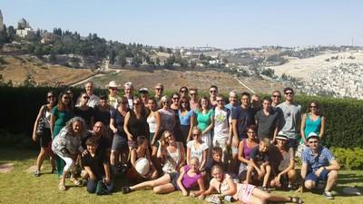 Group tours in Israel