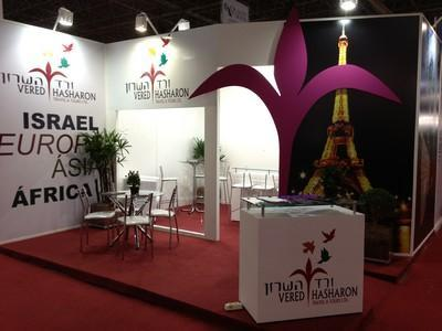 Vered Hasharon Stand at ABAV 2013