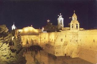 Bethlehem in Christmas