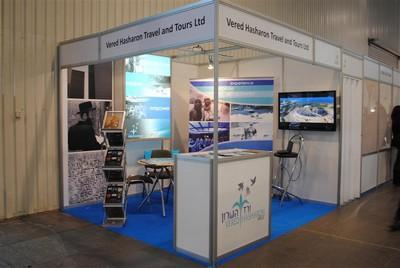 Our Stand at ITM Fair Warsaw