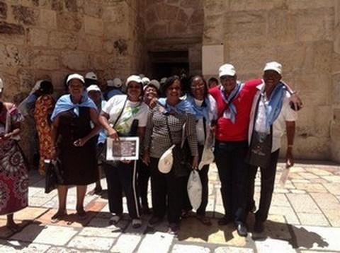 Israel Group tour from Africa