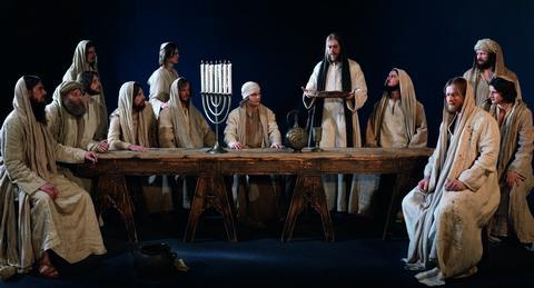 Oberammergau - Last Supper