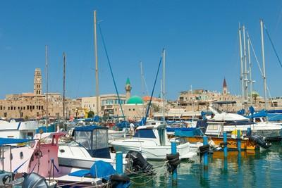 Fishing port of Acre