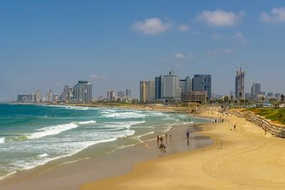 Tel Aviv beachfront hotels