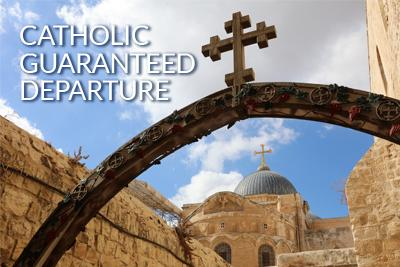 Catholic guaranteed tour Living Waters