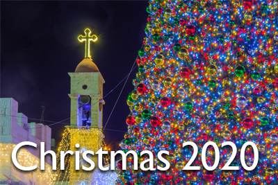 Celebrate Christmas in the Holy Land
